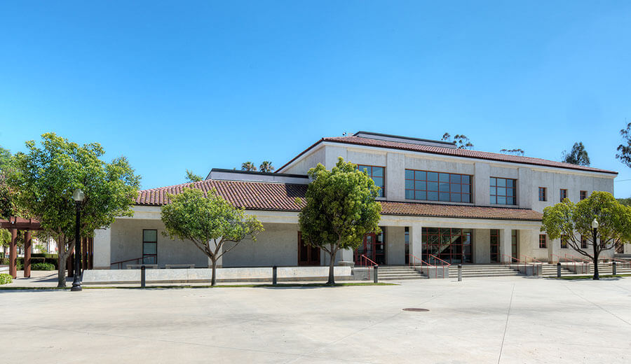CSU Channel Islands Science Math  Building