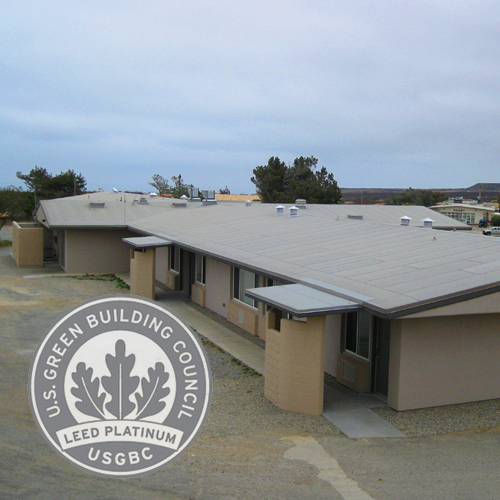 Soltek on its way to Platinum LEED Certification