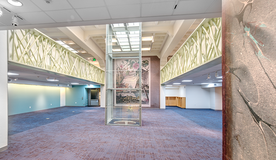 San Diego Natural History Museum Public Gallery  and Library Conversion